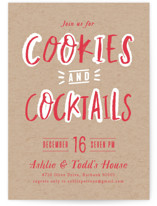 cookies and cocktails