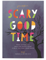 A Scary Good Time