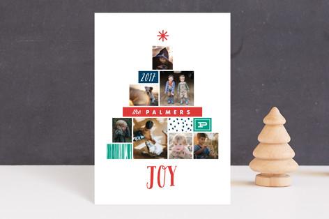 Petite Tree Holiday Postcards