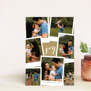 Simple Snapshots Holiday Postcards