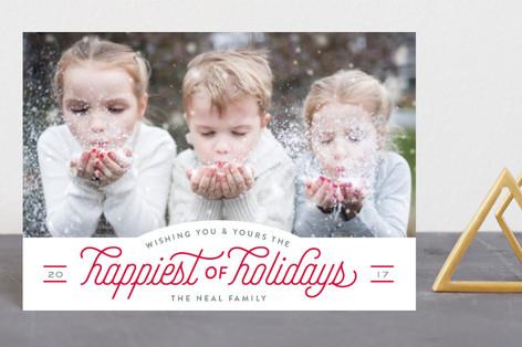Holiday Pep Holiday Postcards