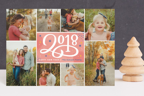 Scripted 2018 Holiday Postcards