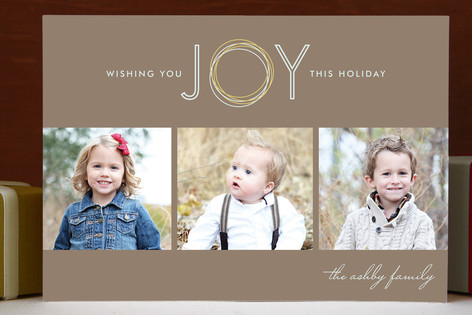 Holiday Joy Holiday Postcards