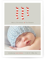 A New Stocking Holiday Postcards