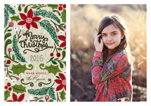 Sketchbook Foliage Holiday Postcards By Alethea and Ruth