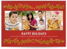 French Berries Holiday Postcards