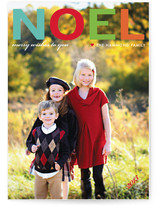 Noel Holiday Postcards