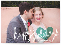 Autograph Holiday Postcards