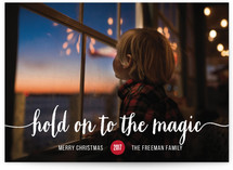 Magical Holiday Postcards