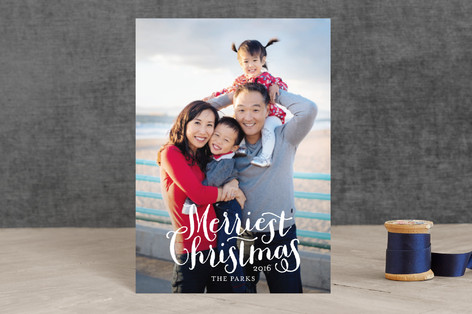Merriest Holiday Postcards