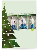 The Tree Holiday Postcards