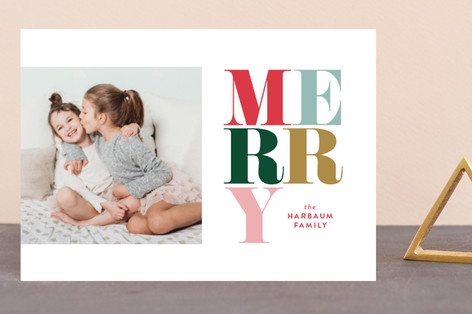 Pirouette Holiday Postcards