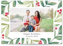 Holiday Greenery by Jana Volfova
