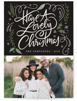A Lovely Christmas by Jamie Schultz Designs