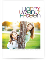 Twenty-Thirteen Holiday Postcards