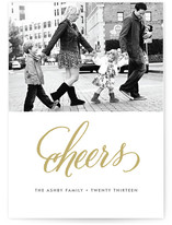 Cheers Holiday Postcards