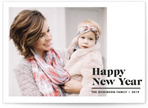 New Year Modern by Brooke Chandler