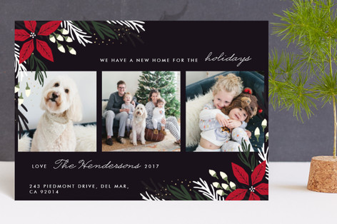 Merry Home Holiday Postcards