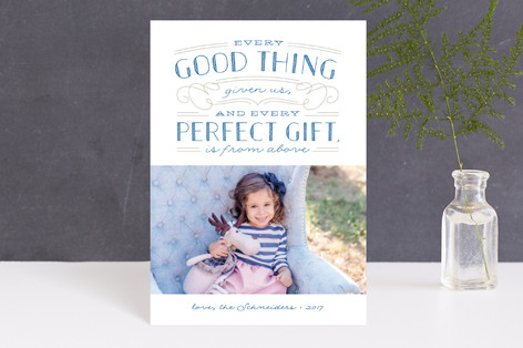 Perfect Gift Holiday Postcards