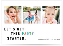 Party Starter by Ellis