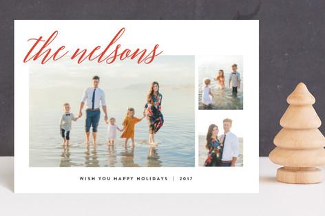 Comfy Cozy Holiday Postcards