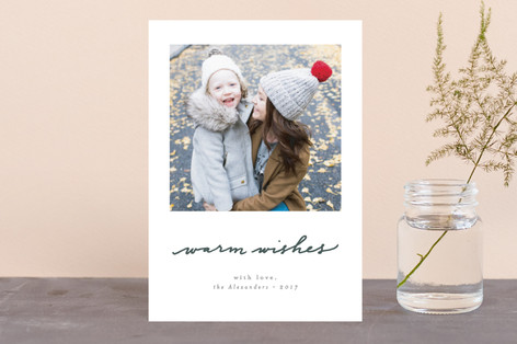 Believe Simply Holiday Postcards