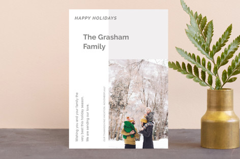 Published Holiday Postcards
