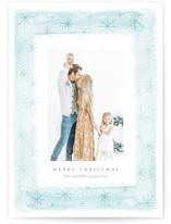 Snow Frame Holiday Postcards