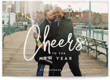 signature cheers by Guess What Design Studio