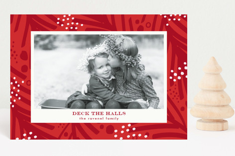 Sprinkled Holiday Postcards