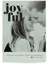Joyful Holidays by Hudson Meet Rose