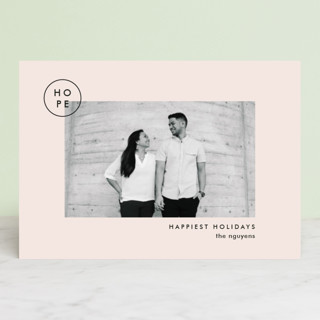 Simply Holiday Postcards