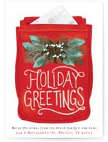 Christmas Post Box by Shiny Penny Studio