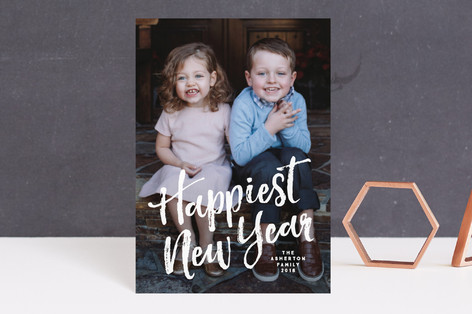 Happiest Holiday Postcards