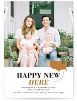 Happy New Here by Shari Margolin