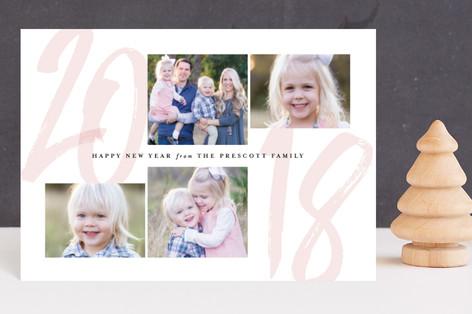 Split Holiday Postcards