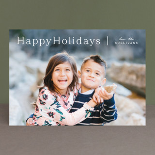 The Refreshed Classic Holiday Postcards