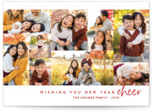 Joyful Photos Holiday Postcards