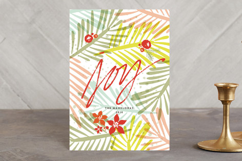 Merry, Bold & Bright Holiday Postcards