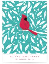 Holiday Cardinal by Belia Simm