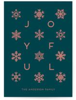 Snowflake Joy by Little Print Design
