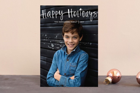 All About Holiday Holiday Postcards