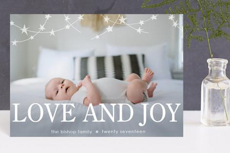 holiday starlight Holiday Postcards