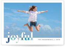 bountiful joy Holiday Postcards
