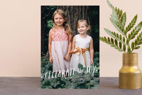 Celebrate Holiday Postcards