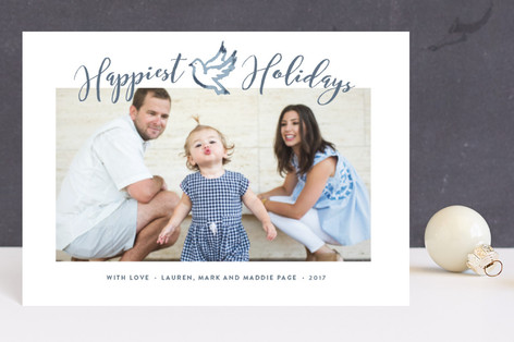 Saint Francis Holiday Postcards