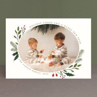 Christmas Sprigs Holiday Postcards