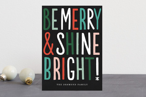 You Made It Holiday Postcards