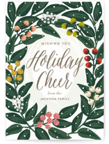 Cheers to the Holidays by Faiths Designs