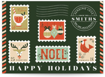 Sending Holiday Spirit by Green Hound Press